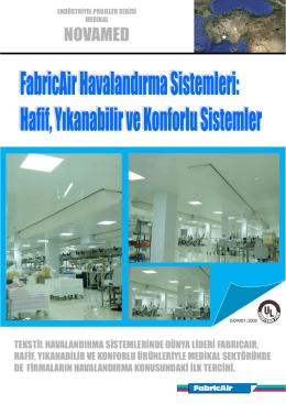NOVAMED - FabricAir