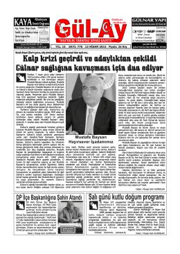 13-04-2015 - GÜL