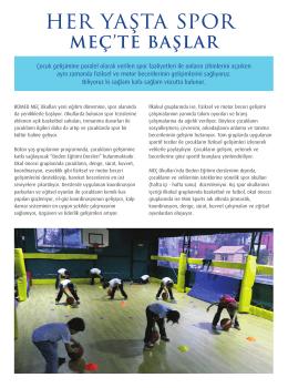 Ekim 2014 - bümed meç okulları