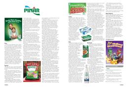 Pınar - Superbrands Türkiye