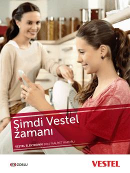 Şimdi Vestel zamanı - Vestel Yatırımcı İlişkileri