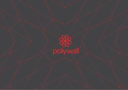 katalog - POLYWALL
