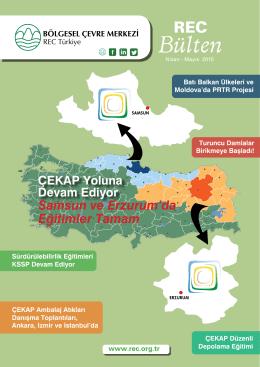 Bülten - REC Türkiye