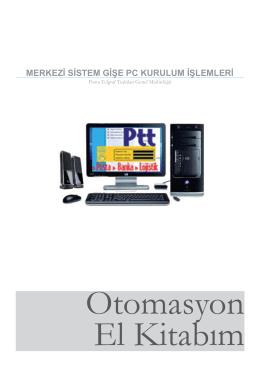 Merkezi Sistem Gişe Kurulumu_CS6.indd