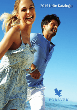 2015 Ürün Kataloğu - Forever Living Products Türkiye