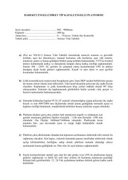 924-011 Poz Sonsuz vida Şartname