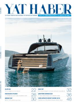 alen 68 şentürk denizcilik hexagon studıo cnr avrasya boat show