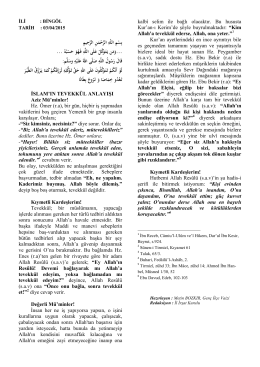 İslamin-tevekkul-anlayisi