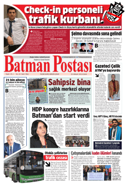 Batman`dan start verdi
