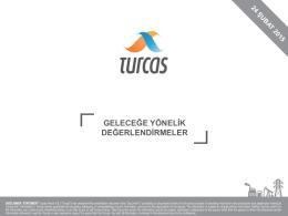 2015 - Turcas Petrol A.Ş.
