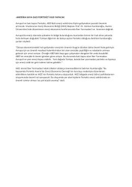 2015.08.19 amerika kaya gazı portekiz`i hub yapacak