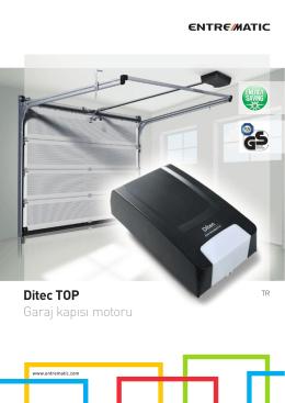 Ditec TOP Garaj kapısı motoru
