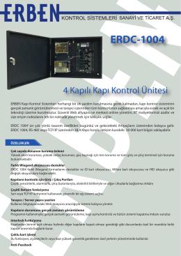 ERDC-1004