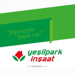 Yeşilpark Modern - Yesilpark.com.tr