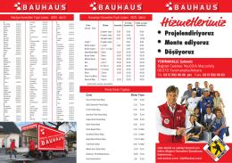 buraya - Bauhaus