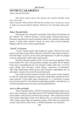 42. Nevruz Çakaroğlu