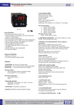 PID 528.ai - Metronik Ölçü Kontrol