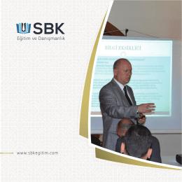eğitim verdiğimiz kurumlar - SBK Eğitim ve Danışmanlık