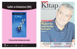 30 Ekim 2015 Aydınlık Gazetesi Kitap Eki okumak için görseli