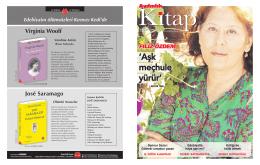 16 Ekim 2015 Aydınlık Gazetesi Kitap Eki okumak için görseli