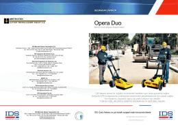 Opera Duo - Metrotek Altyapı Teknolojileri