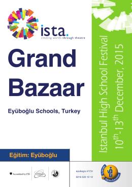 Eyüboğlu Schools, Turkey - Eyüboğlu Eğitim Kurumları
