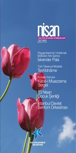 2015 Nisan - Cennet Kültür ve Sanat Merkezi
