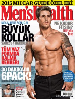 Mens Health [Haziran 2015] - E