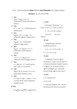 2015_Ara_Sınav_Çalışma Sorular