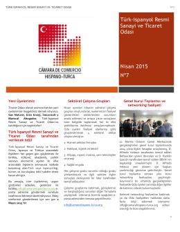 Türk-Ispanyol Resmi Sanayi ve Ticaret Odası