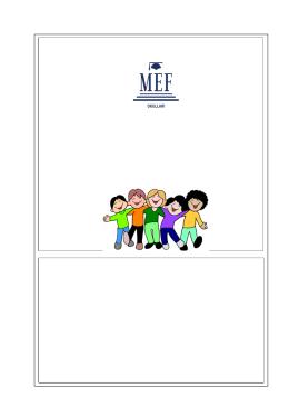 Untitled - MEF Okulları