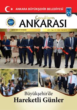 Hareketli Günler - Ankara Büyükşehir Belediyesi
