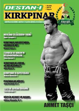 View as PDF - Edirne Kırkpınar