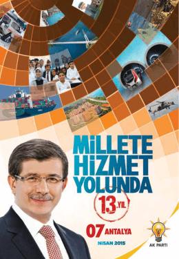 antalya - Ak Parti