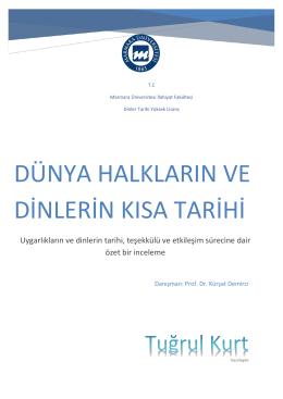 kisa dunya tarihi tugrul kurt odev kdemirci