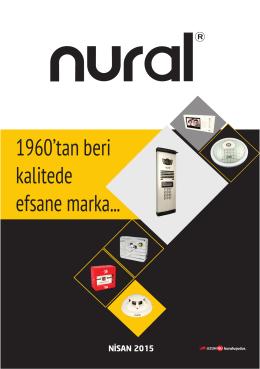 1960`tan beri kalitede efsane marka