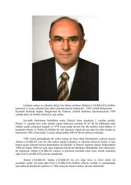 Ahmet Çalışkan - PAMUKKALE