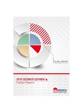YKFaaliyet Raporu 2015 9ay