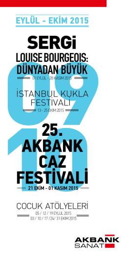 25. AKBANK CAZ FESTİVALİ