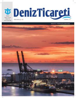 ticari limanlarımız - Deniz Ticaret Odası