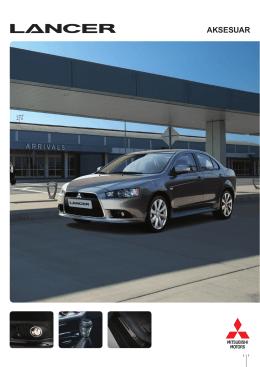 AKSESUAR - Mitsubishi Motors