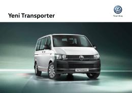 Yeni Transporter - Volkswagen Ticari Araç