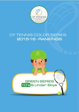 10`s&U Boys - CF Tennis Academy