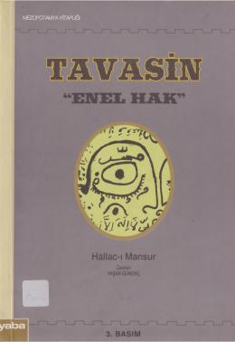 Hallac-ı Mansur (Tavasin, PDF Kitap)