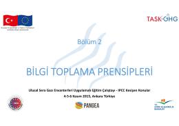Session 2 – Bilgi toplama prensipleri (Romano)