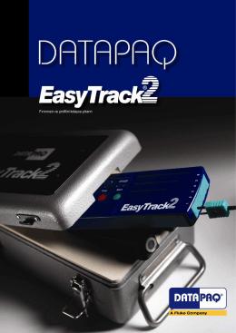 datapaq cr easytrack brochure turkısh
