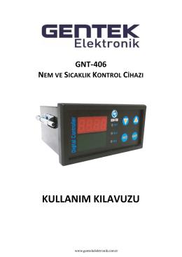pdf görüntüle - Gentek Elektronik