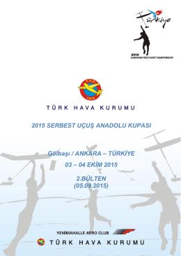 Anatolian Cup - Yenimahalle Havacılık Kulübü
