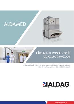 Katalog_ALDAMED_Tr Hijyenik Kompakt Tip Isı Geri Kazanımlı