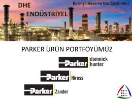 PowerPoint Sunusu - DHE Endüstriyel Basınçlı Hava ve Gaz